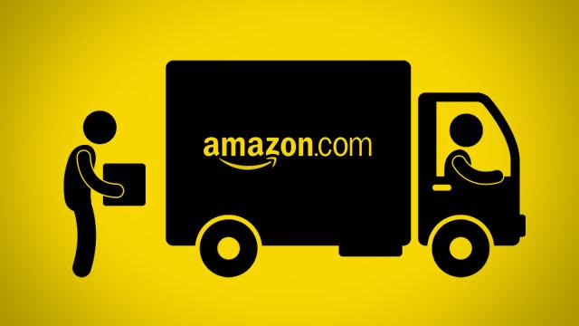 Amazon будет осуществлять доставку товаров общественным транспортом