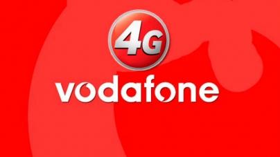 Трафик в сети Vodafone вырос в 20 раз за 4 года