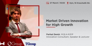 Market Driven Innovation for High Growth