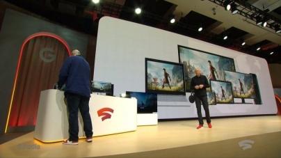 Google представил стриминговую платформу Stadia и собирается делать игры