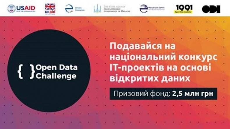 Національний конкурс ІТ-проектів на основі відкритих даних