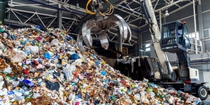 ICU запустит в Житомире крупнейший в стране мусороперерабатывающий завод