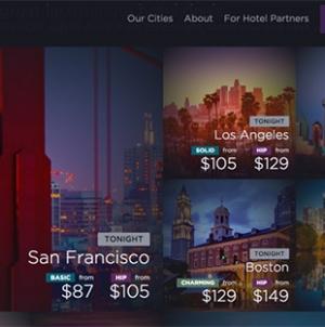 Сервис бронирования номеров в отелях Hotel Tonight продан Airbnb
