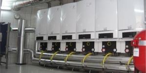 ОСББ у м. Дніпро починає модернізацію системи опалення з обладнанням Buderus, що придбане за програмою ЄБРР IQ energy