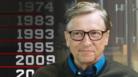 Гейтс рассказал MIT Technology Review о 10 прорывных технологиях 2019 года