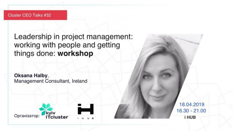 Leadership in project management: workshop