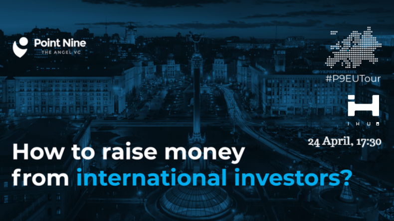 How to Raise Money from International Investors