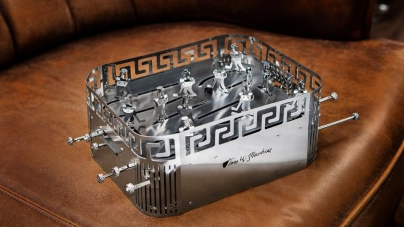 3D-пазлы от украинской Time 4 Machine собрали $28 тыс. за сутки на Kickstarter