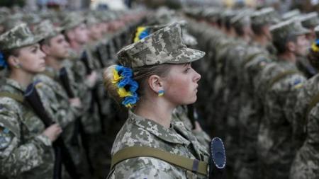 Женщины усиливают сектор безопасности и обороны