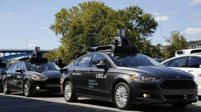 Toyota, SoftBank и Denso вложили в беспилотники Uber $1 млрд