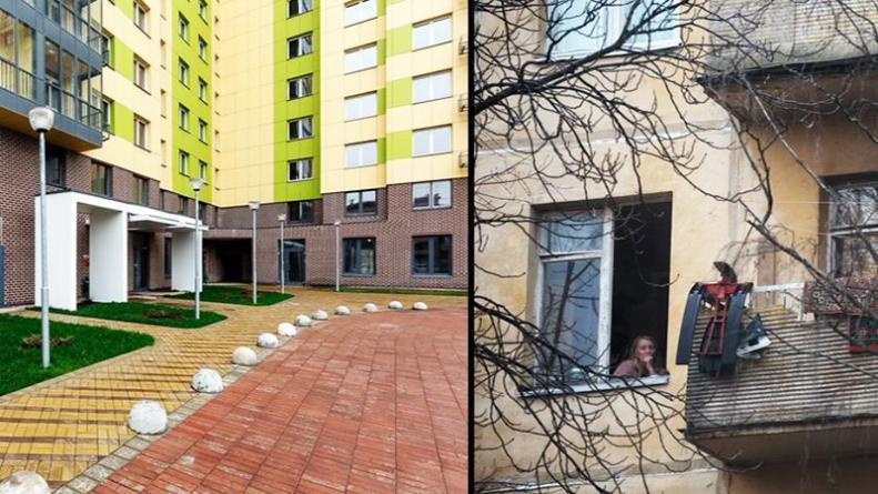 Лед тронулся. В Киеве запущен пилотный проект реновации старого жилья