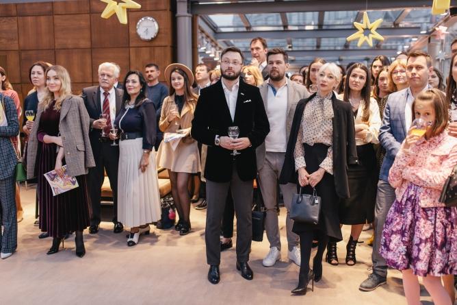 Бизнес объединился вокруг благотворительной миссии проекта «Здійсни мрію»