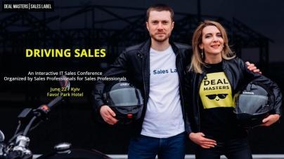 IT-Sales конференція «Заводимо продажі»