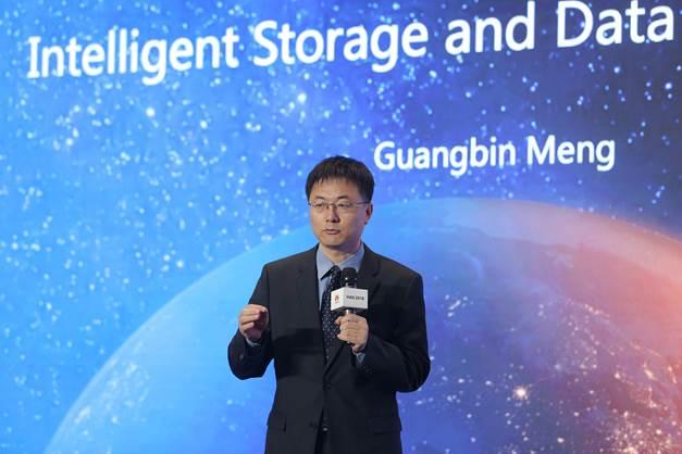 Huawei заняла первое место в мире по темпам роста на рынке флеш-систем хранения данных в 2018 году