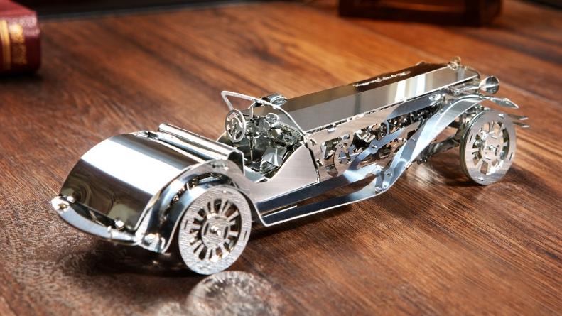 Украинские 3D-пазлы Time 4 Machine собрали $430 тыс. на Kickstarter