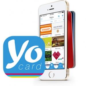 Покупать в один клик и без очередей в супермаркетах становится реальным с приложением yoCard