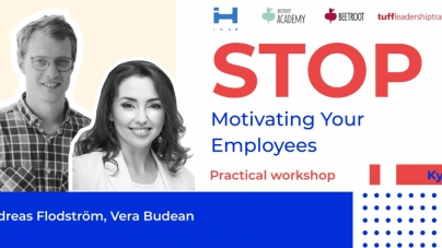 STOP Motivating your Employees