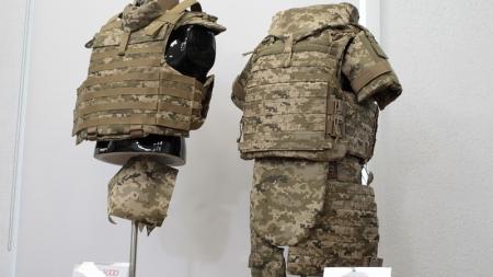 Бронежилети якої якості отримують українські військовослужбовці в зоні АТО