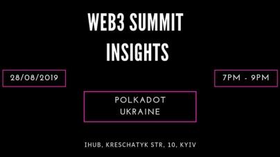 Web3 Summit Insights
