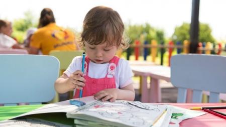 Чи в усіх ресторанах створять ігрові кімнати для дітей?