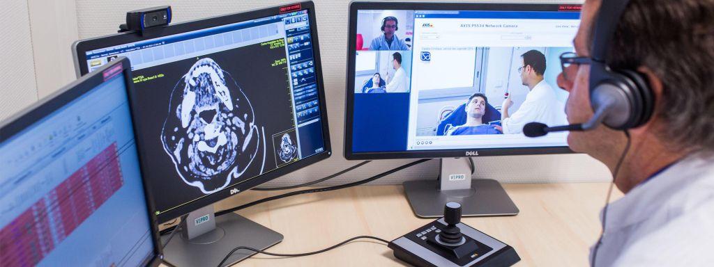 Телемедицина в Бородянці – відкрито медичний центр для учасників бойових дій та їх родин