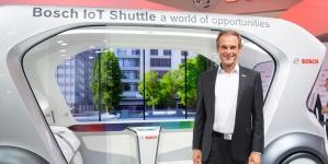 IAA 2019: об'єми замовлень на рішення Bosch для електромобілів досягли 13 мільярдів євро
