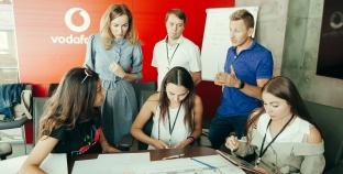 Cтворені дизайн-концепти для 5G Lab Vodafone