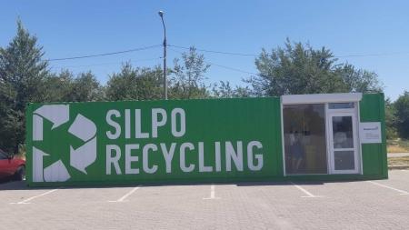 «Сільпо» відкриває станцію з прийому вторсировини #SilpoRecycling у Львові