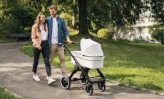 Від аеродинамічної труби до тротуару: Bosch поставляє інноваційні електроприводи для дитячих колясок