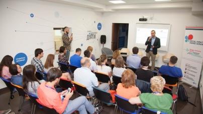 Засновники соціальних стартапів поділяться своїми ідеями та позмагаються за грант на розвиток бізнесу
