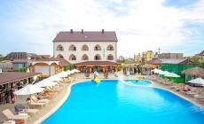 Комфортабельный отельный комплекс на берегу Черного моря