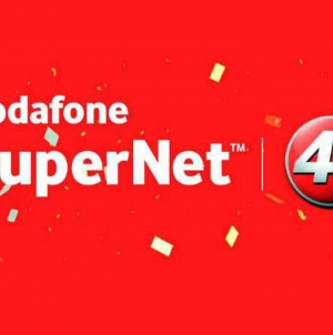 Ще 220 тисяч українців отримали доступ до 4G мережі Vodafone