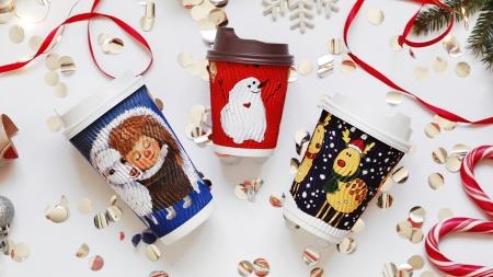 WOG випустив серію різдвяних горняток – дизайн розробили діти
