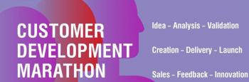 Customer Development Marathon – Business Talk Forum
