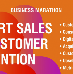 Smart Sales & Customer Retention – Business Marathon