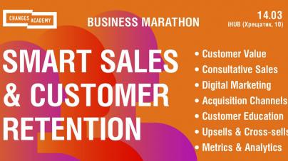 Smart Sales & Customer Retention – Business Marathon
