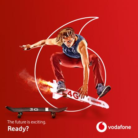 Vodafone в Одесі розігнав 4G до рекордної швидкості