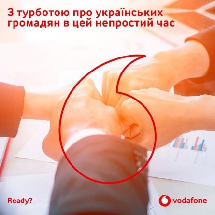 Vodafone Україна та УВКБ ООН співпрацюють, щоб надати безкоштовний доступ до мобільного зв'язку найбільш чутливим верствам населення на сході України