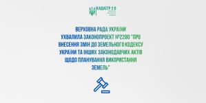 Парламент ухвалив закон про планування територій громад