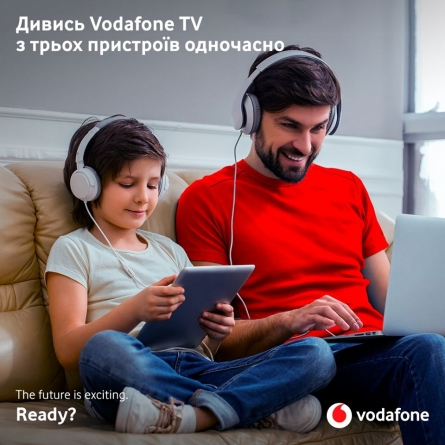 Vodafone зібрав найкращий ТВ і кіно-контент в одному пакеті