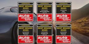 Bosch визнано кращим брендом у шести номінаціях німецької премії Best Brand 2020
