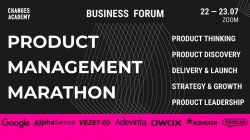 Product Management Marathon – Business Forum