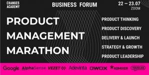 Product Management Marathon – Business Forum