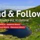 Vodafone розширив мережу онлайн маршрутів для зеленого туризму