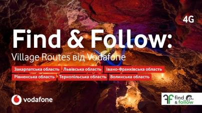 Vodafone додав Тернопільщину та Волинь до мережі онлайн маршрутів українськими селами
