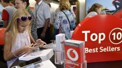 У магазинах Vodafone з'явилась цифрова книга відгуків