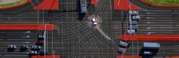 Як автомобілі та інфраструктура працюють разом у автоматизованому міському русі