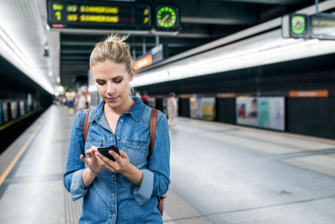 4G вже працює на 22 підземних станціях київському метро