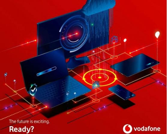 Vodafone представив рішення для розумних міст