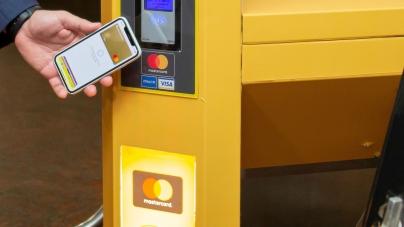 Mastercard і ПриватБанк запускають безконтактні оплати в Дніпровському метрополітені